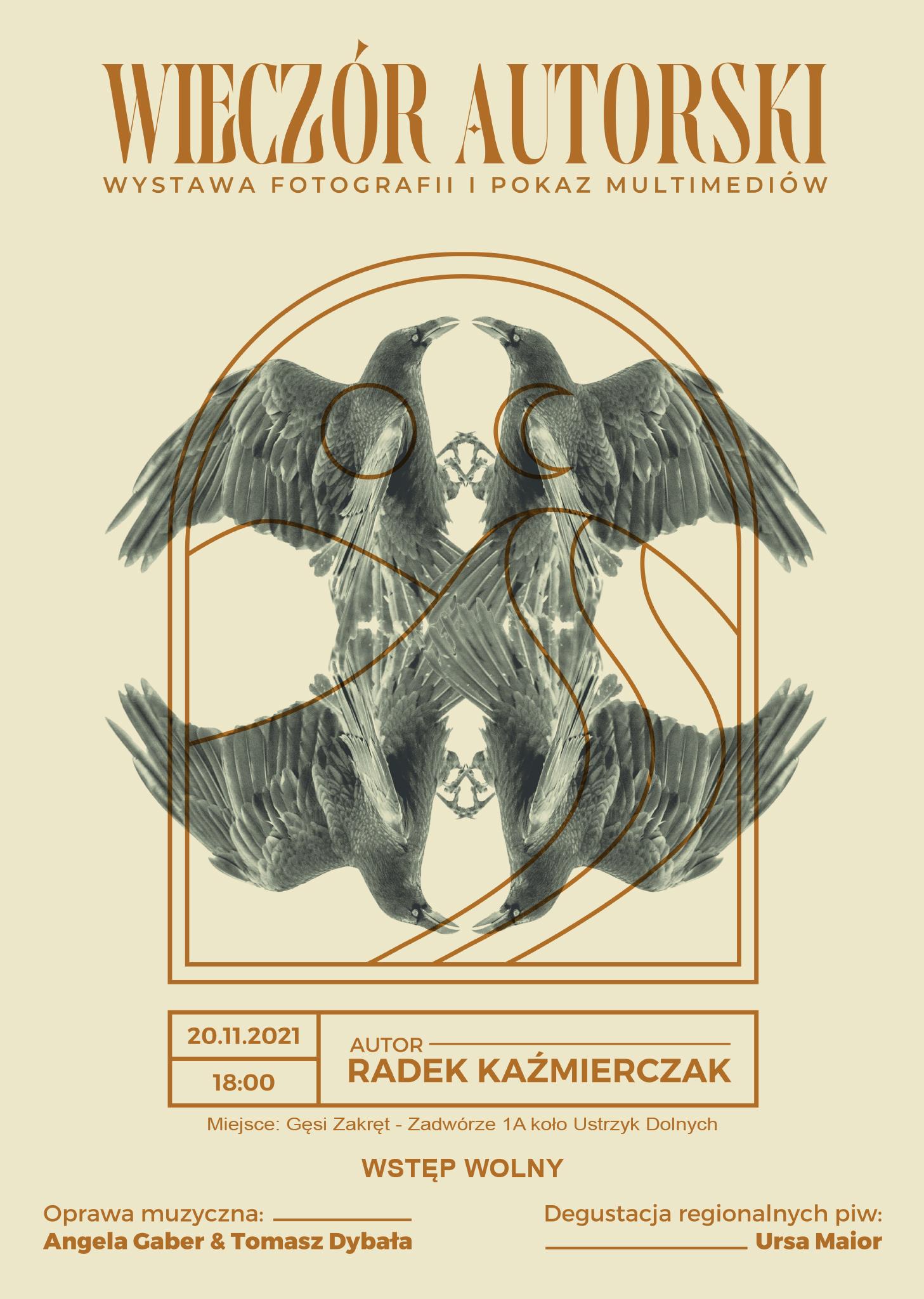 Wstawa fotografii i pokaz multimediow Bieszczady Radek Kazmierczak